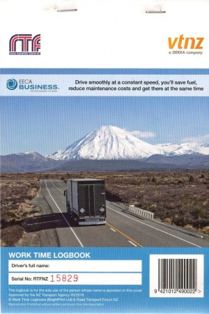 Worktime Logbook